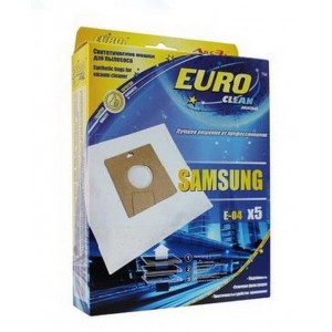 Пылесборники EURO Clean E-04 4 шт