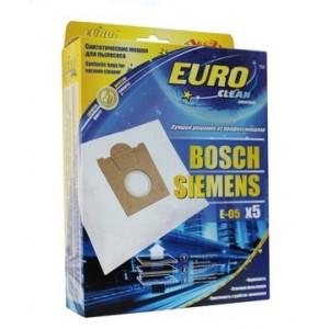 Пылесборники EURO Clean E-05 4 шт