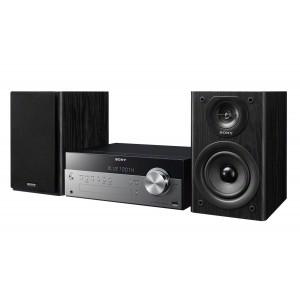 Минисистема Sony CMT-SBT100, черный
