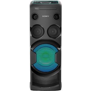 Музыкальный центр Sony MHC-V50D, черный