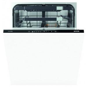 Встраиваемая посудомоечная машина Gorenje GV66260, белый
