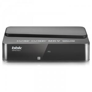 Цифровой ресивер BBK SMP001HDT2, темно-серый