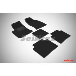 Ворсовые коврики LUX для Hyundai Matrix 2001-2010