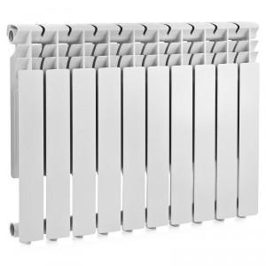 Радиатор Rifar В 500/100 10 секций белый