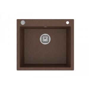 Мойка кварцевая TOLERO R-111 №817, коричневая