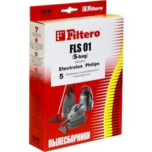 Пылесборники Filtero FLS 01 Стандарт S-bag 5 шт