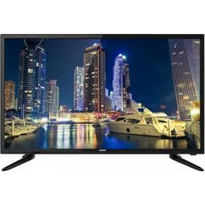 Телевизор Digma DM-LED24R201BT2, черный