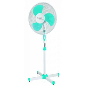 Вентилятор Scarlett SC-SF111B12, белый/голубой