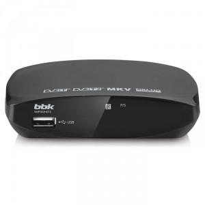Цифровой ресивер BBK SMP002HDT2, темно-серый