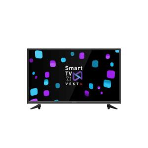 Телевизор VEKTA LD-32TR4611BS, черный