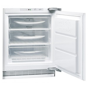 Встраиваемый морозильник Hotpoint-Ariston BFS 1222.1, белый