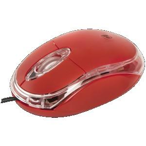 Мышь Defender MS-900, красный