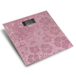 Весы напольные Sinbo SBS 4445, розовый
