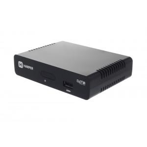 Цифровой ресивер Harper HDT2-1005