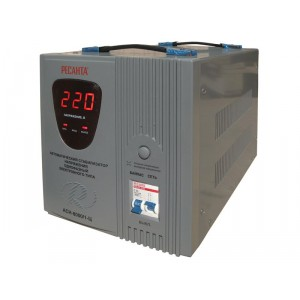 Стабилизатор Ресанта АСН- 8000/1-Ц