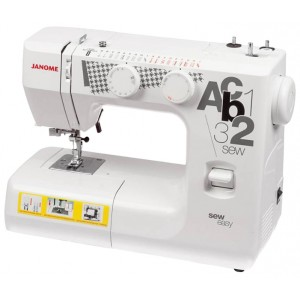 Швейная машина Janome sew easy, белый