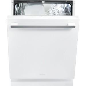 Встраиваемая посудомоечная машина Gorenje GV6SY2W, белый