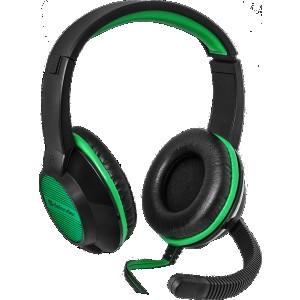 Наушники для ПК Defender Warhead G-200, зеленый/черный