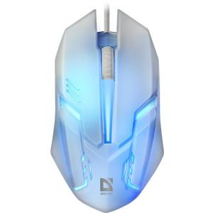 Мышь Defender Сyber MB-560L, белый
