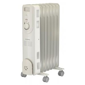 Масляный радиатор SUPRA ORS-07-S2 белый