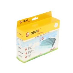 Фильтр для пылесоса Ozone H-18