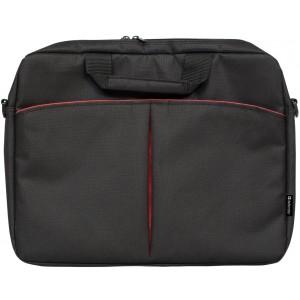 """Сумка для ноутбука DEFENDER Iota 15""""-16"""" черный, органайзер, карман"""