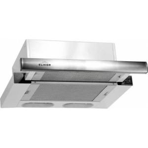 Встраиваемая вытяжка ELIKOR Интегра 45П-400-В2Л белый/нержавеющая сталь