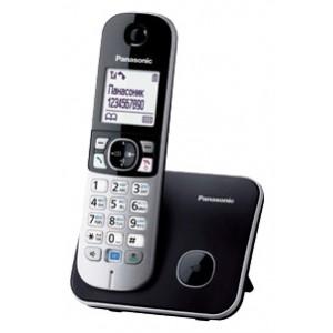Радиотелефон Panasonic KX-TG6811RUM
