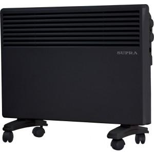 Конвектор SUPRA ECS-415, черный