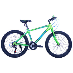 Велосипед Pioneer Scout T 16,5'' green/black/blue