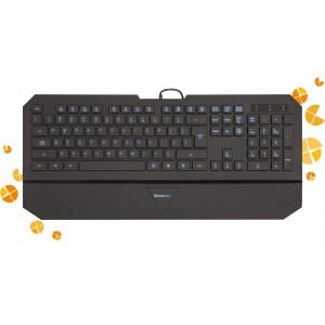 Клавиатура Defender Oscar SM-660L Pro, USB, черный