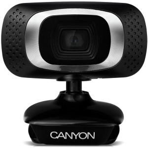 Веб-камера Canyon CNE-CWC3, черный