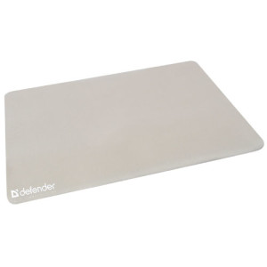Коврик для мыши Defender Notebook microfiber тканевый (300х225х1.2 мм), серый и голубой
