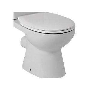Сиденье для унитаза Santek Концепт, белое