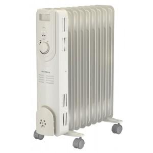 Масляный радиатор SUPRA ORS-09-S2, белый