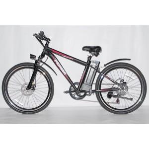 Электровелосипед Pioneer Discovery Black