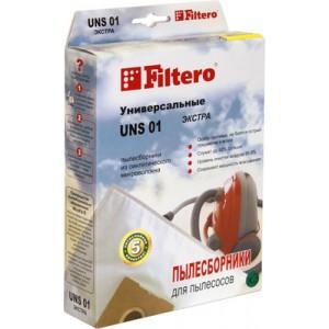 Пылесборники Filtero UNS 01 Экстра 3 шт