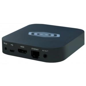 Мини ПК IRU R4, Rockchip RK3188, DDR3 1Гб, 8Гб(SSD), Mali 400MP4, без ODD, Android 4.2, черный