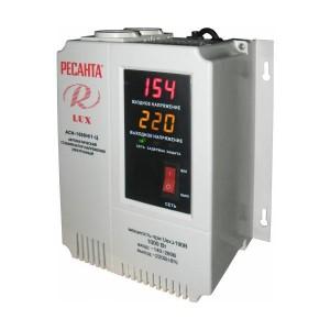 Стабилизатор Ресанта АСН-1000 Н/1-Ц lux