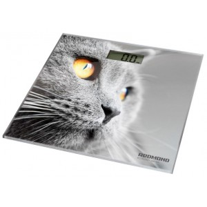 Весы напольные REDMOND RS-735, кошка