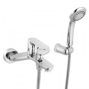 Смеситель для ванны и душа IDDIS Eclipt ECLSB00i02