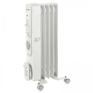 Масляный радиатор SUPRA ORS-05-F1, белый