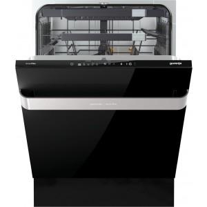Встраиваемая посудомоечная машина Gorenje GV60ORAB, черный