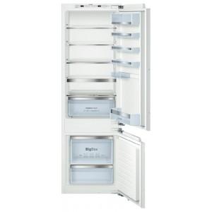 Встраиваемый холодильник Bosch KIS 87AF30R, белый
