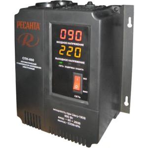 Стабилизатор Ресанта СПН-600 (900Вт)