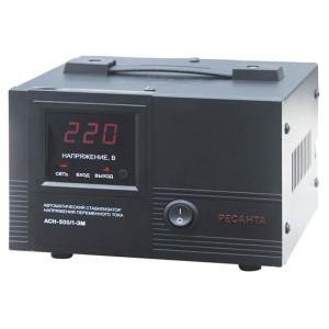 Стабилизатор Ресанта ACH- 500 /1- ЭМ