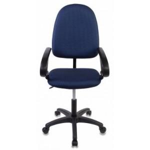 Кресло Бюрократ CH-1300/BLUE, синий