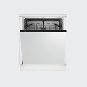 Встраиваемая посудомоечная машина BEKO DIN 15210, белый