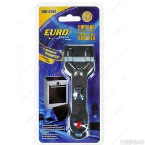 Скребок EUR-SC12 д/чистки стеклокерамики