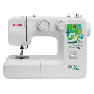 Швейная машина Janome 550, белый